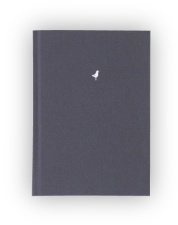 White-bird Blank Journal