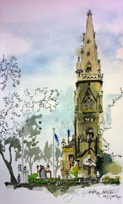 Sketchcrawl_ScotsChurch