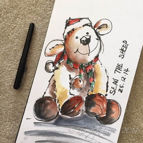 ChristmasSheep_EvelynYee