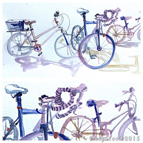 bicycles_EvelynYee