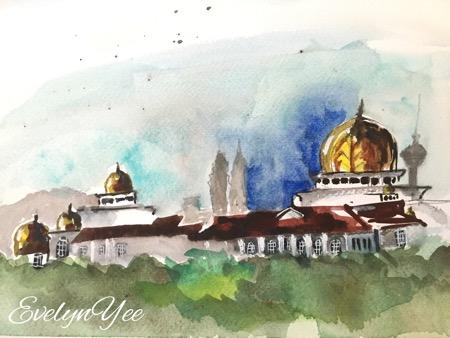 palace malaysia - evelyn yee