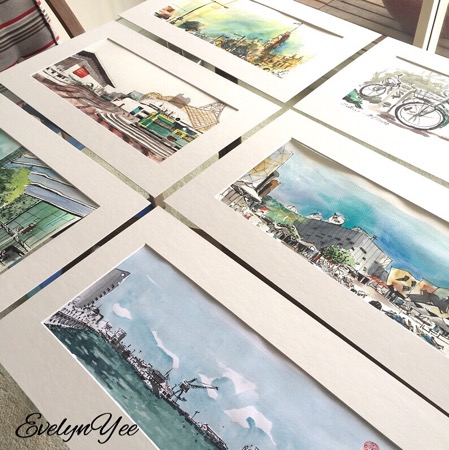 exhibition by evelynyee