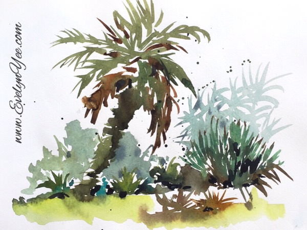 Royal Botanic Gardens by Evelyn Yee