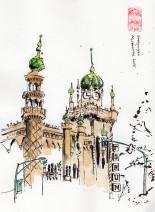 Watercolour, The Forun Theatre, $140