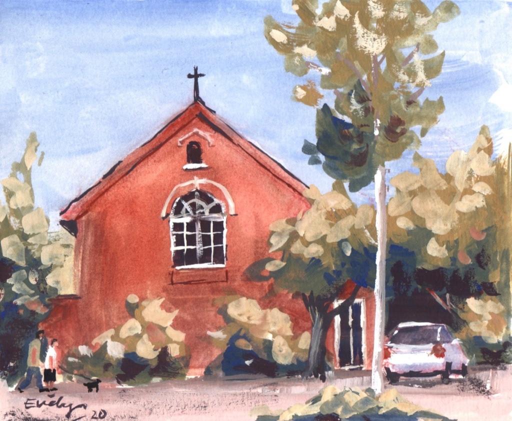 St Joseph's Church , Port Melbourne